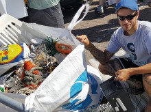 Earth Day - Beach Clean Up