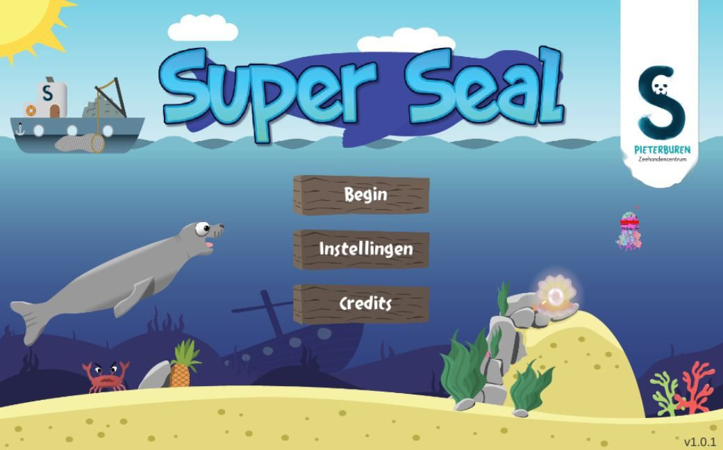 supersealgame